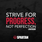 Race Build Up: Preparing to slay Spartan