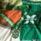 Experience Review: Virtual St. Patrick's Day X Run